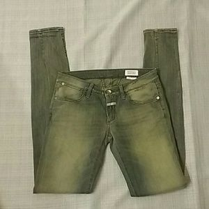 CLOSED Skinny Jeans Size 27